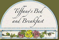Tiffany's Bed and Breakfast Footer Logo